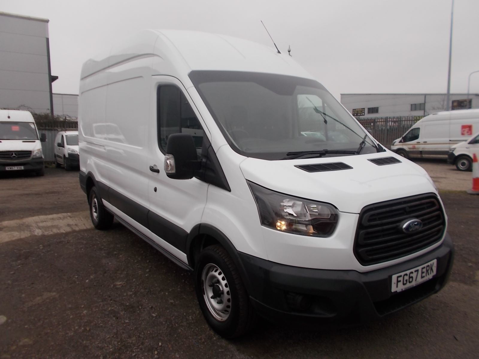 2017 Ford Transit L3 H3 VAN 130PS EURO 6 (FG67ERK)