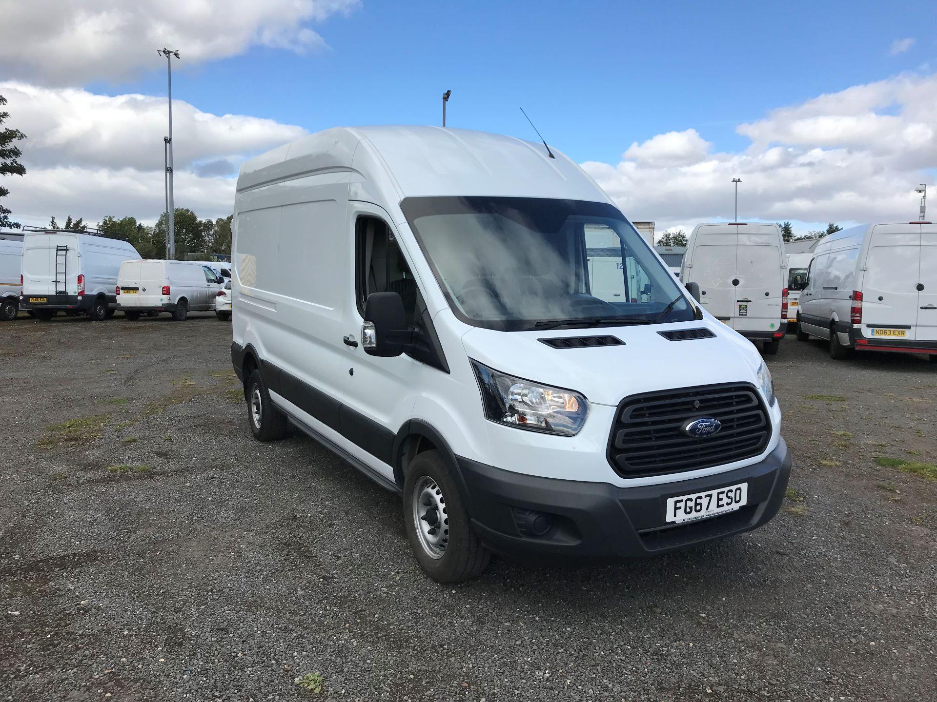 2017 Ford Transit 2.0 Tdci 130Ps H3 Van (FG67ESO)