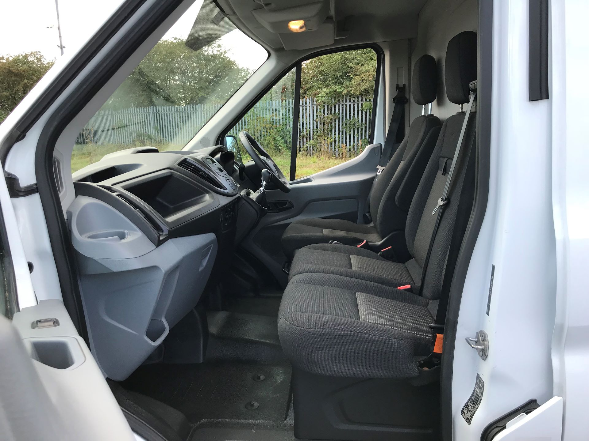 2017 Ford Transit 2.0 Tdci 130Ps H3 Van (FG67ESO) Image 12