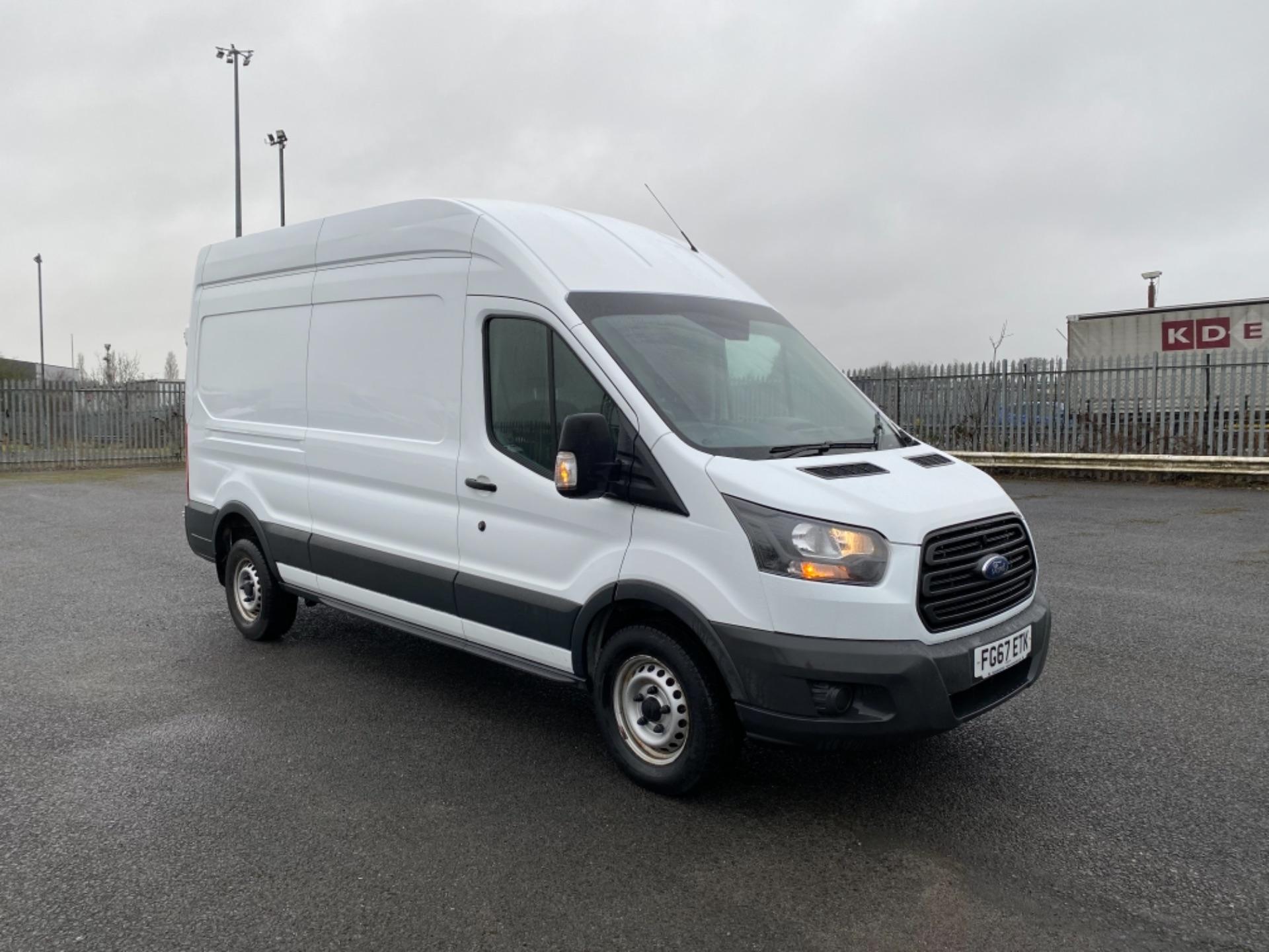 2017 Ford Transit 2.0 Tdci 130Ps H3 Van (FG67ETK) Image 1