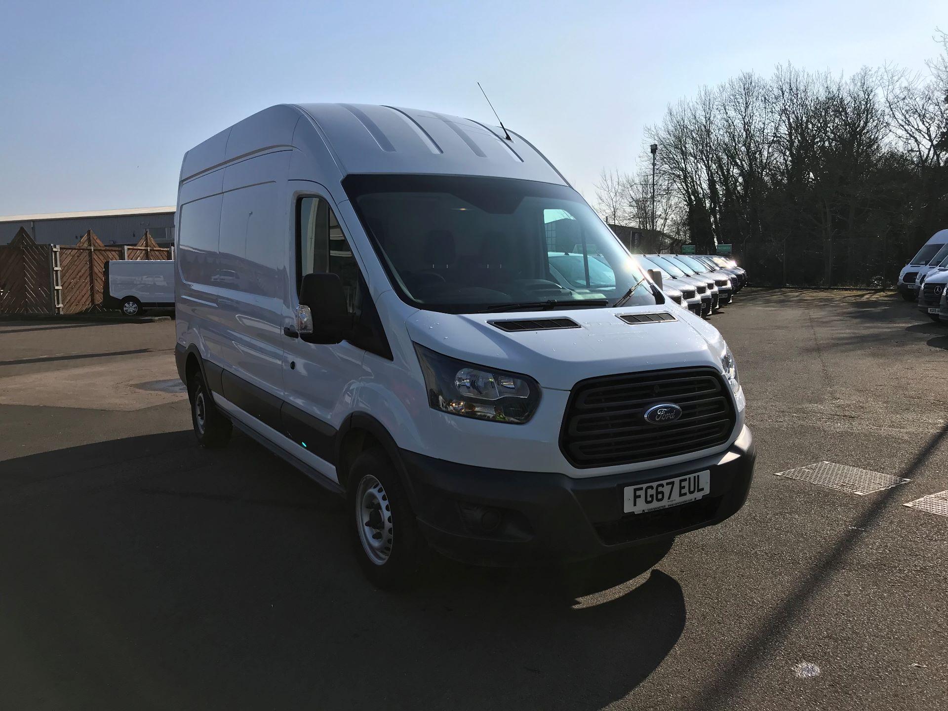 2017 Ford Transit L3 H3 VAN 130PS EURO 6 (FG67EUL)