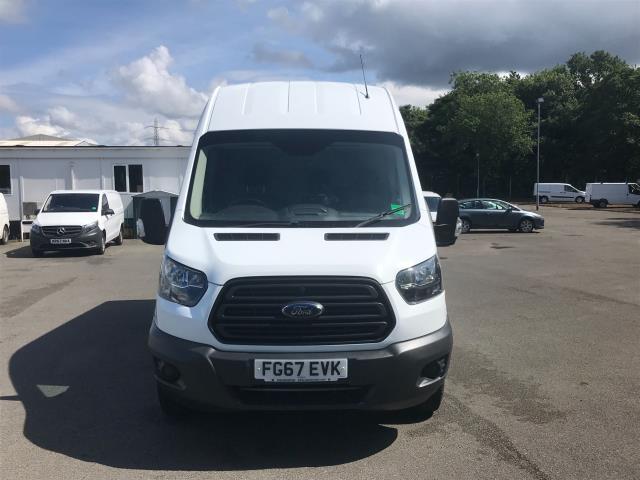 2017 Ford Transit L3 H3 VAN 130PS EURO 6 (FG67EVK) Image 2