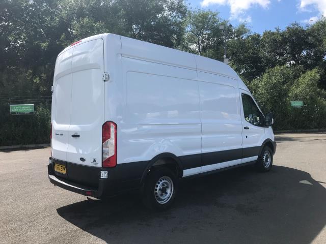 2017 Ford Transit L3 H3 VAN 130PS EURO 6 (FG67EVK) Image 9