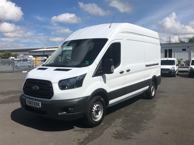 2017 Ford Transit L3 H3 VAN 130PS EURO 6 (FG67EVK) Image 3