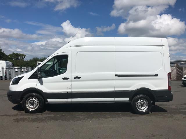2017 Ford Transit L3 H3 VAN 130PS EURO 6 (FG67EVK) Image 4