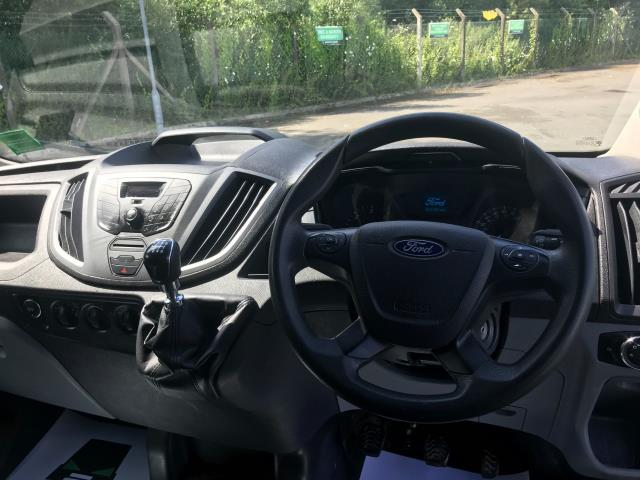 2017 Ford Transit L3 H3 VAN 130PS EURO 6 (FG67EVK) Image 18