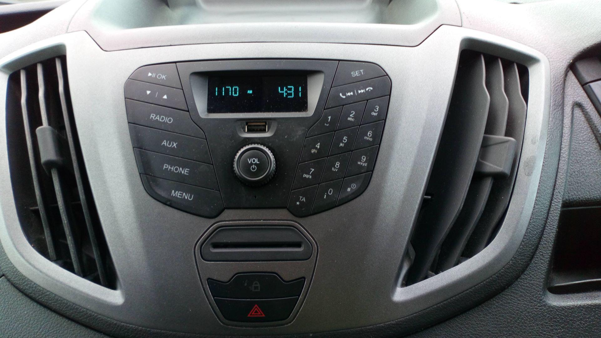 2017 Ford Transit 2.0 Tdci 130Ps H3 Van (FG67EVP) Image 16