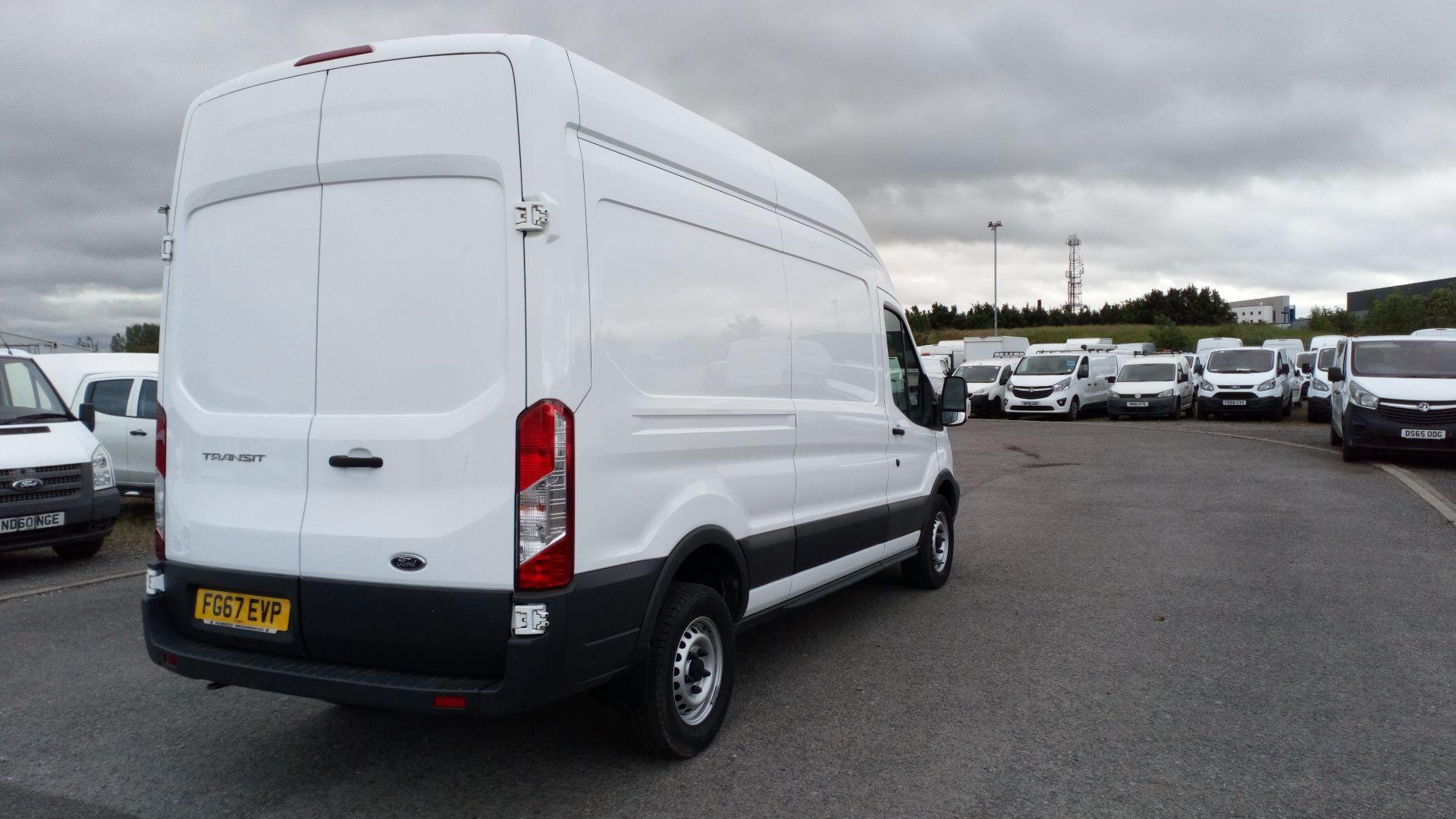 2017 Ford Transit 2.0 Tdci 130Ps H3 Van (FG67EVP) Image 4
