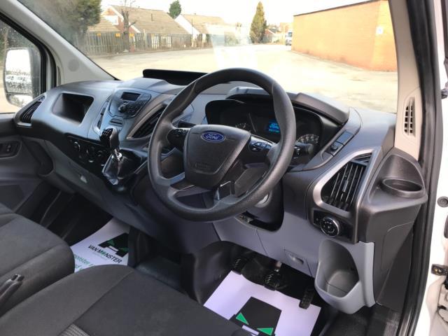 2017 Ford Transit Custom 2.0 Tdci 105Ps Low Roof Van Euro 6 (FG67EWL) Image 11