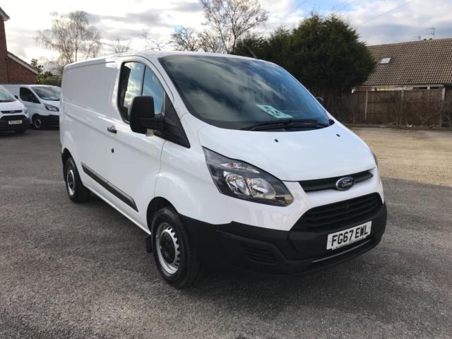 2017 Ford Transit Custom 2.0 Tdci 105Ps Low Roof Van Euro 6 (FG67EWL)