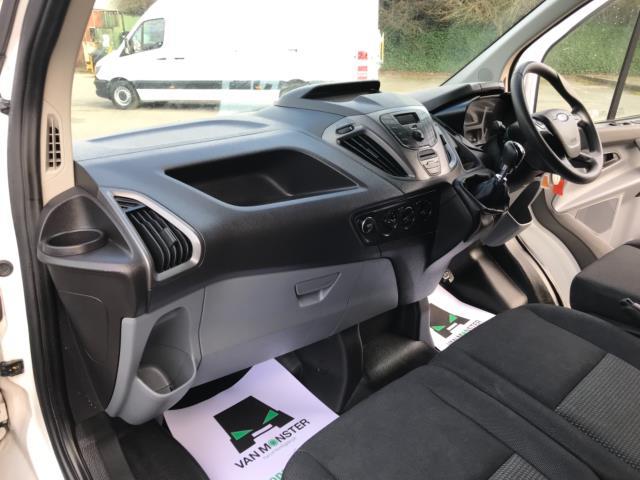 2017 Ford Transit Custom 2.0 Tdci 105Ps Low Roof Van Euro 6 (FG67EWL) Image 25