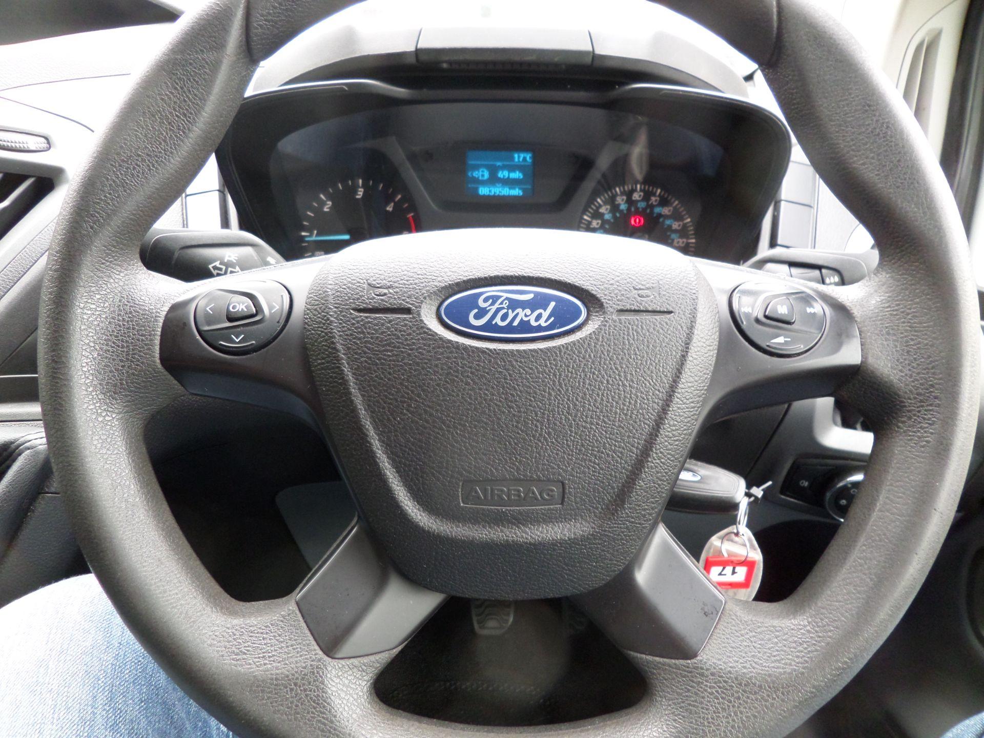 2017 Ford Transit Custom 2.0 Tdci 105Ps Low Roof Van Euro 6 (FG67EXS) Image 15