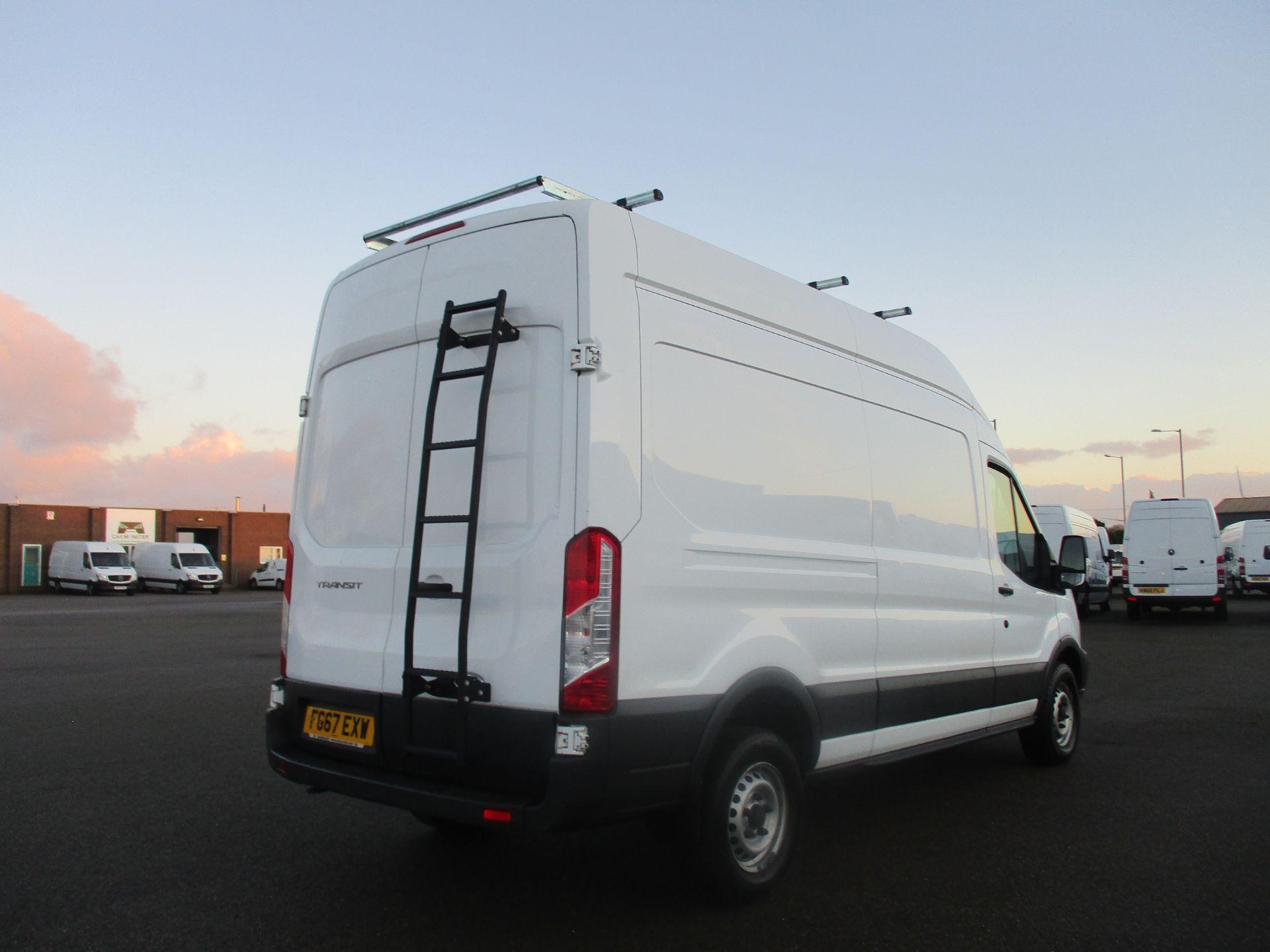 2017 Ford Transit L3 H3 VAN 130PS EURO 6 (FG67EXW) Image 5