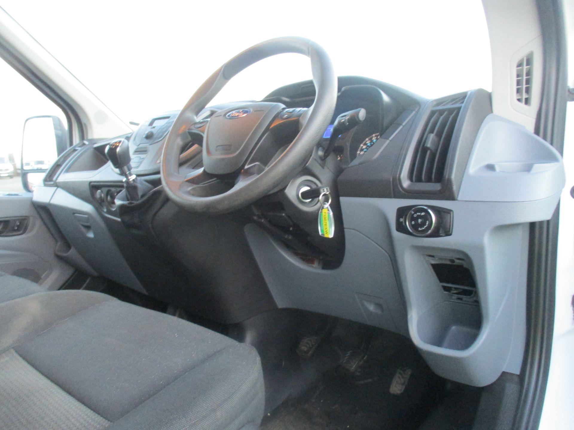 2017 Ford Transit L3 H3 VAN 130PS EURO 6 (FG67EXW) Image 12
