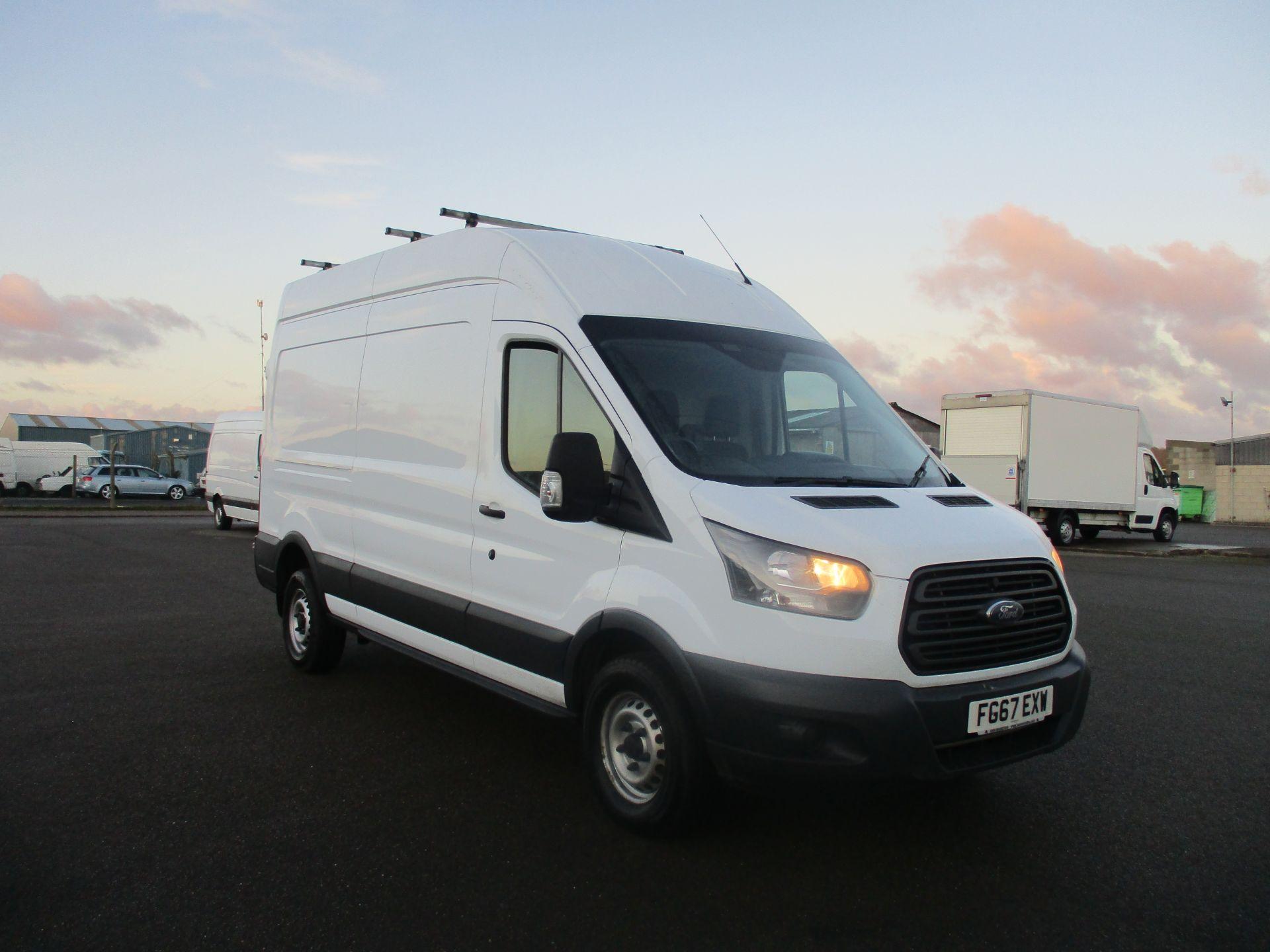 2017 Ford Transit L3 H3 VAN 130PS EURO 6 (FG67EXW)
