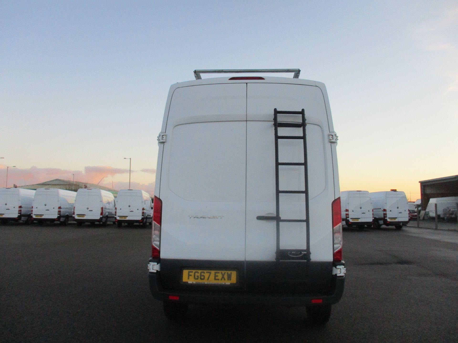 2017 Ford Transit L3 H3 VAN 130PS EURO 6 (FG67EXW) Image 6