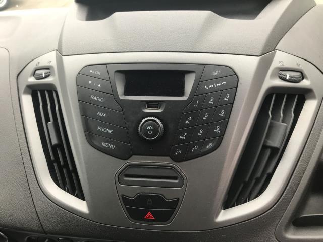 2017 Ford Transit Custom  290 L1 2.0TDCI 105PS LOW ROOF EURO 6 (FG67EYP) Image 14