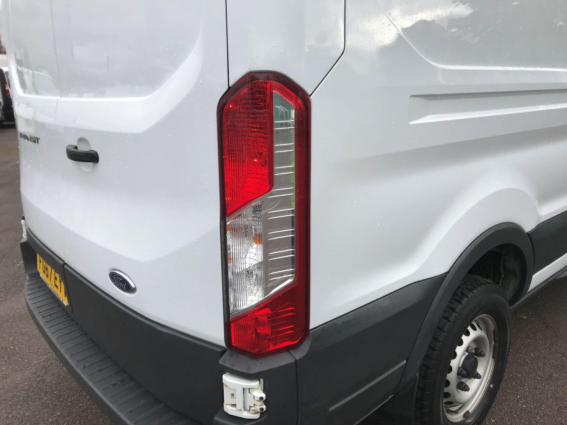 2017 Ford Transit  T350 L3 H3 130PS EURO 6 (FG67EYV) Image 14