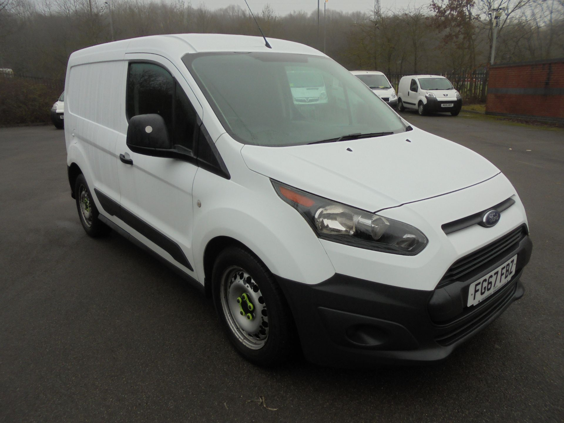 2017 Ford Transit Connect 1.5 Tdci 75Ps Van (FG67FBZ)