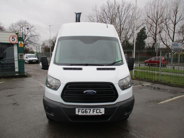 2017 Ford Transit L3 H3 VAN 130PS EURO 6 (FG67FCL) Image 2