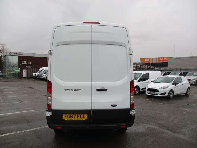 2017 Ford Transit L3 H3 VAN 130PS EURO 6 (FG67FCL) Image 6