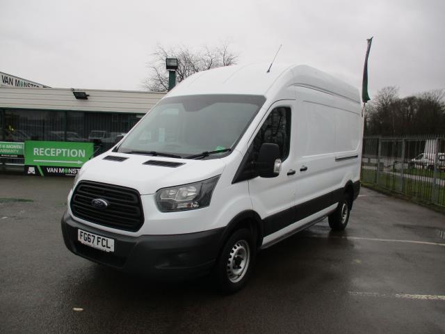2017 Ford Transit L3 H3 VAN 130PS EURO 6 (FG67FCL) Image 3