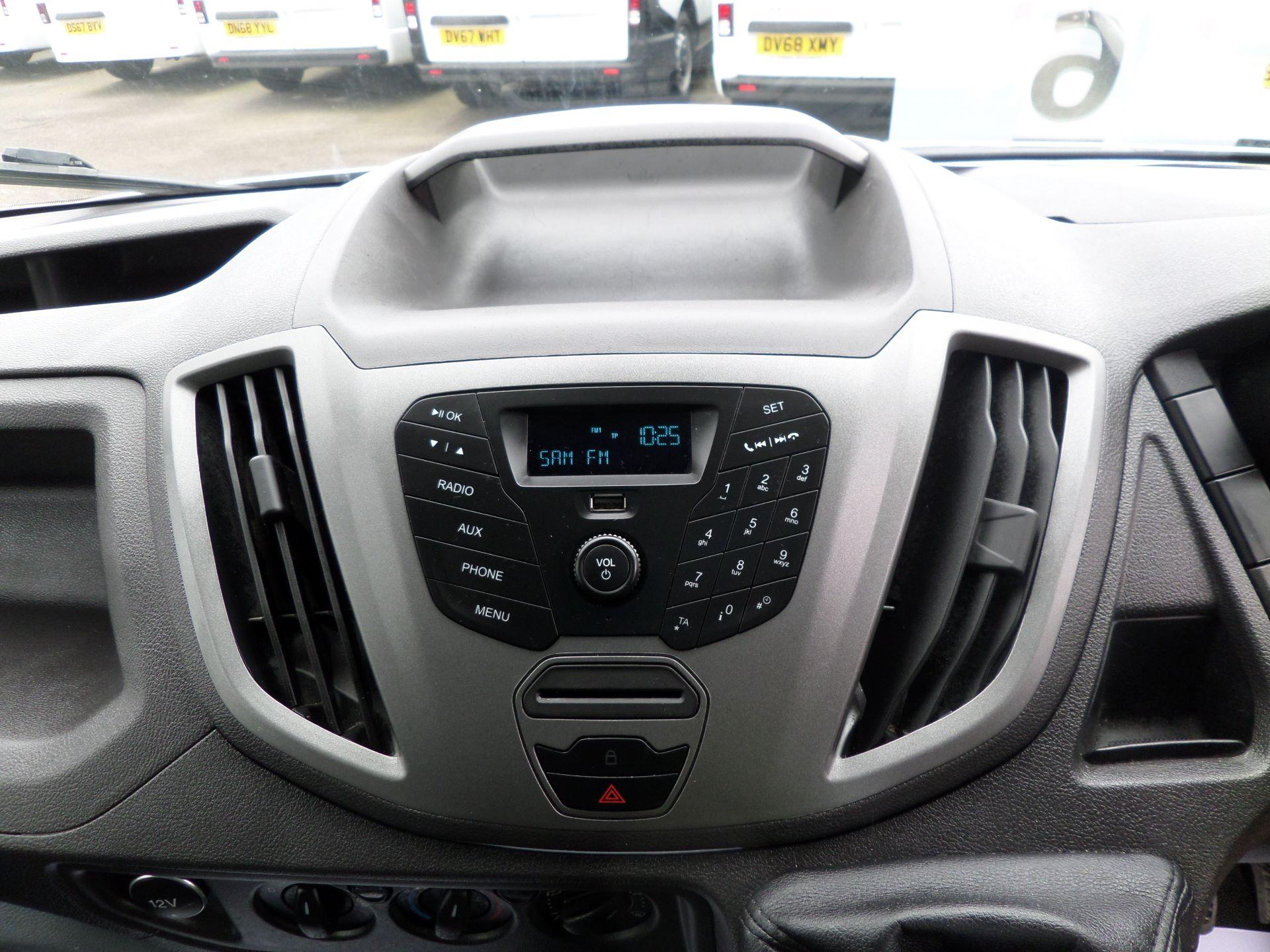 2017 Ford Transit 2.0 Tdci 130Ps H3 Van Euro 6 (FG67FCU) Image 12