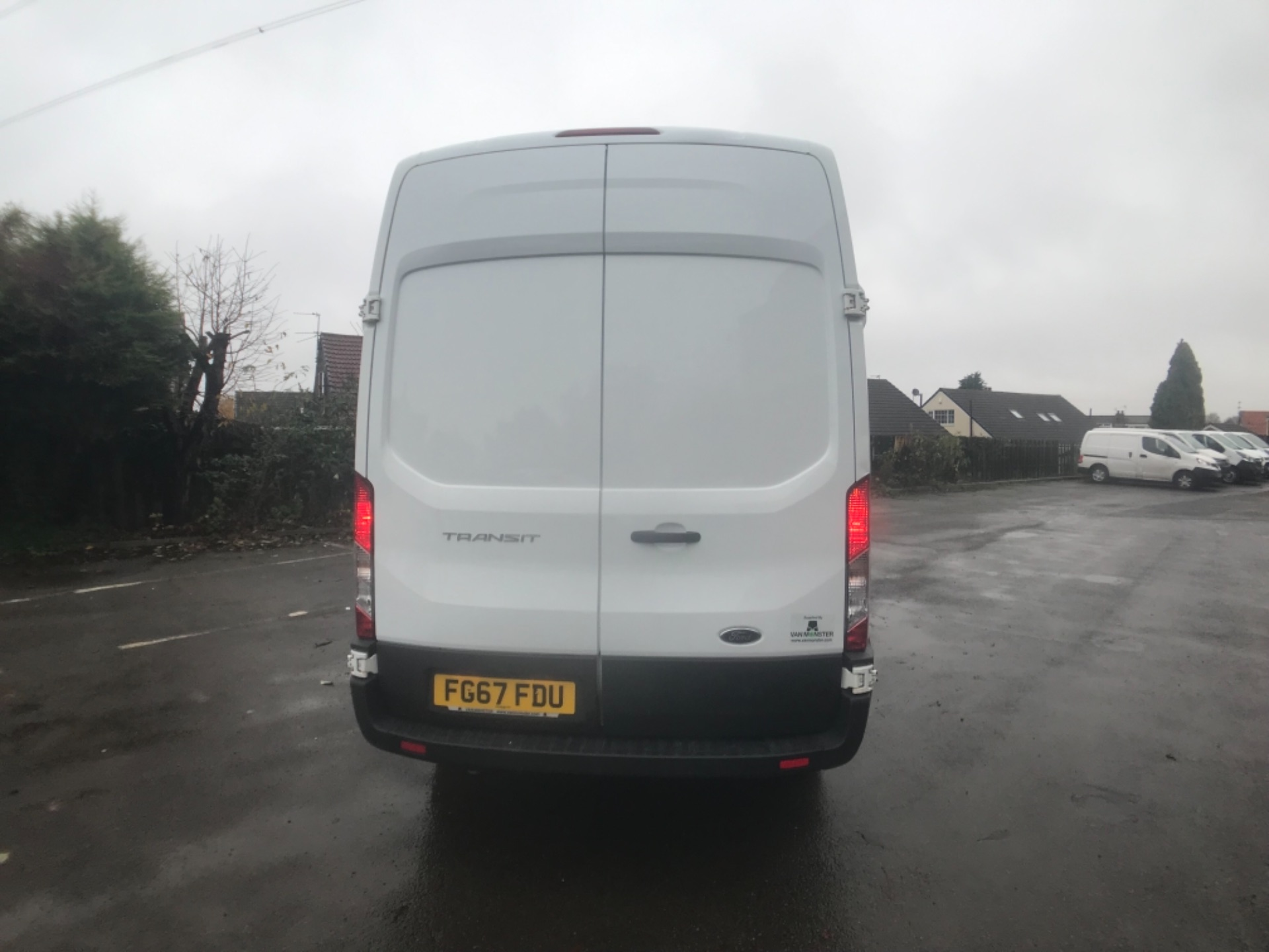 2017 Ford Transit 350  L3 H3 VAN 130PS EURO 6 (FG67FDU) Image 6