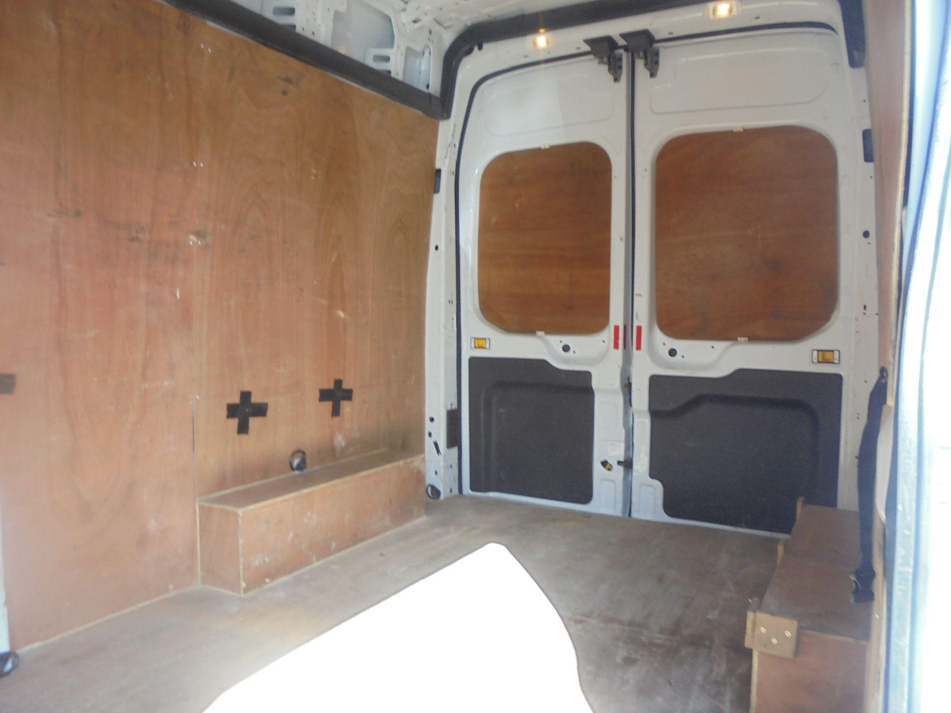 2017 Ford Transit 2.0 Tdci 130Ps H3 Van (FG67FEP) Image 7