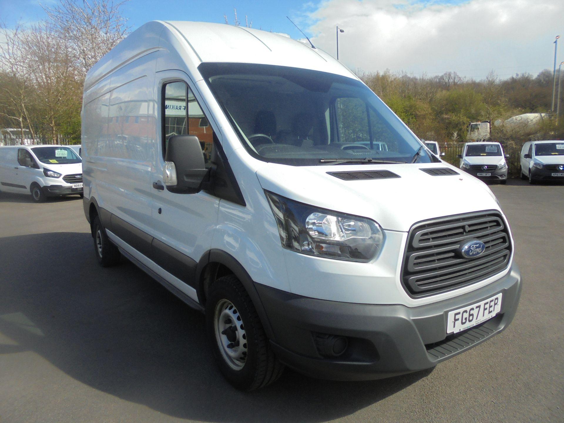 2017 Ford Transit 2.0 Tdci 130Ps H3 Van (FG67FEP) Image 1
