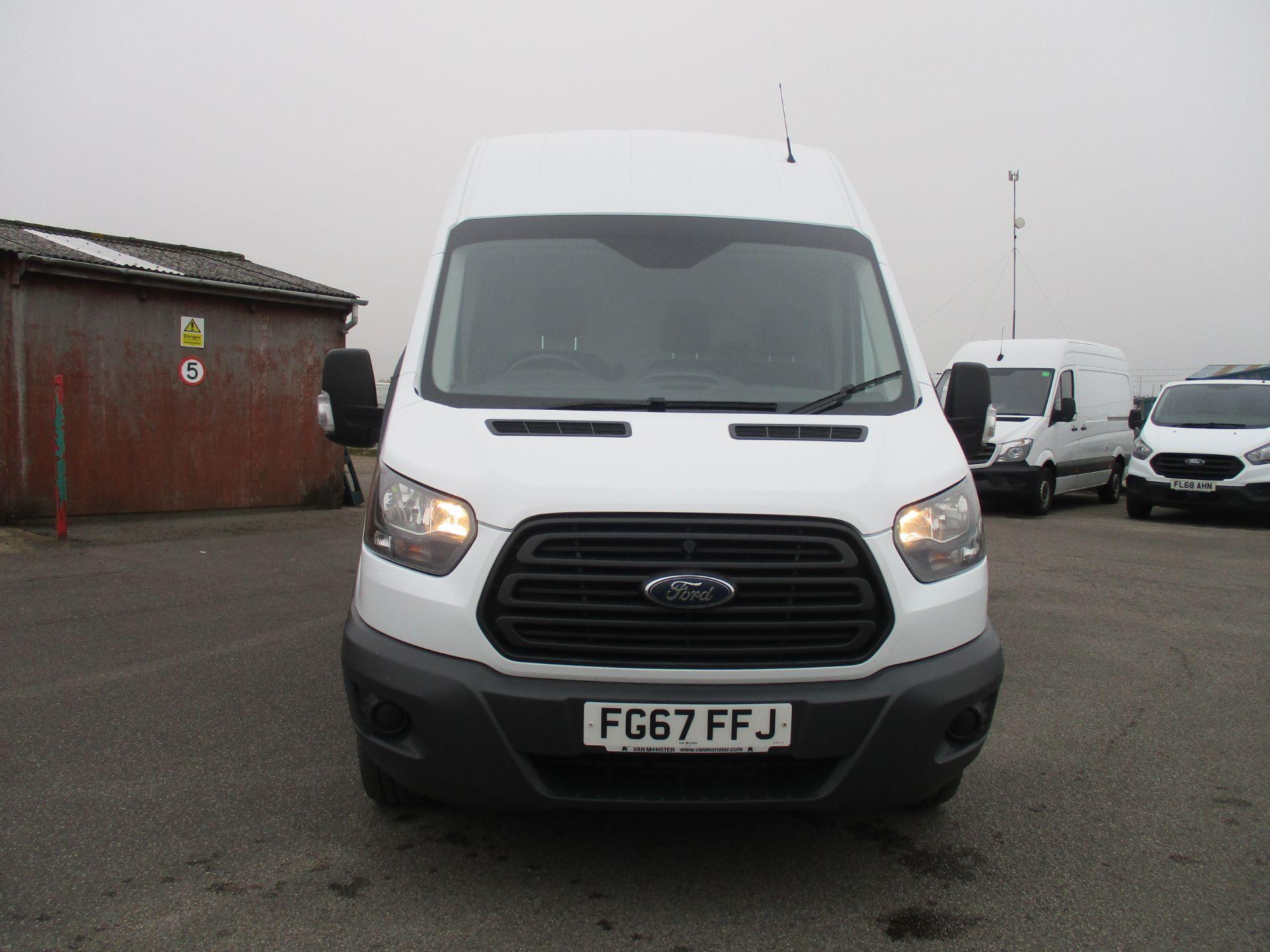 2017 Ford Transit L3 H3 VAN 130PS EURO 6 (FG67FFJ) Image 2