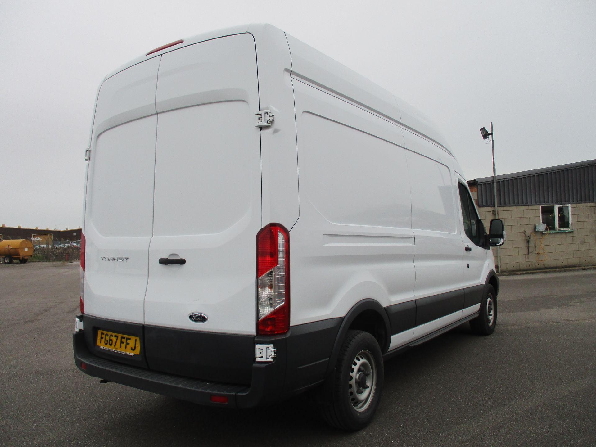 2017 Ford Transit L3 H3 VAN 130PS EURO 6 (FG67FFJ) Image 5