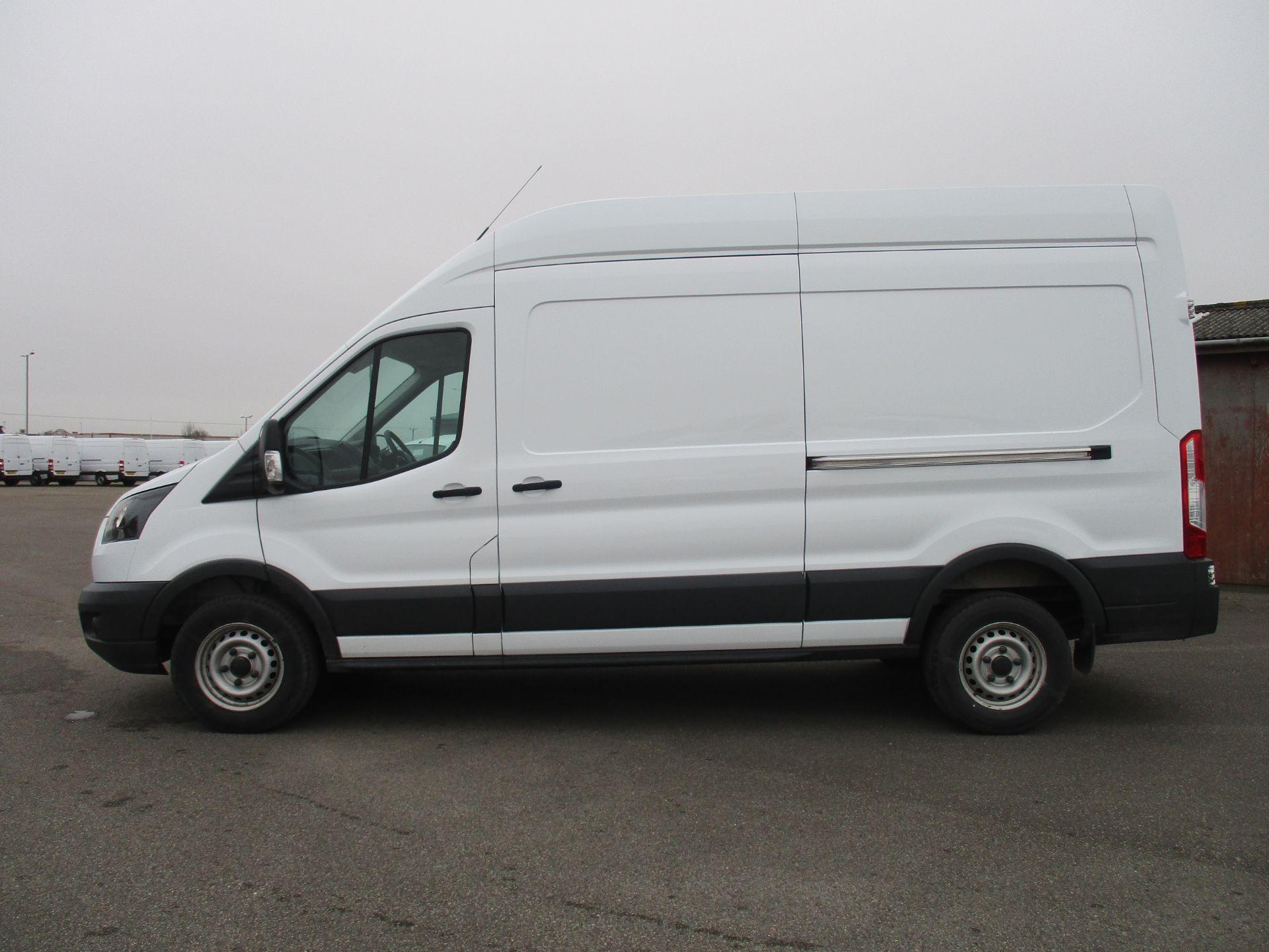 2017 Ford Transit L3 H3 VAN 130PS EURO 6 (FG67FFJ) Image 8