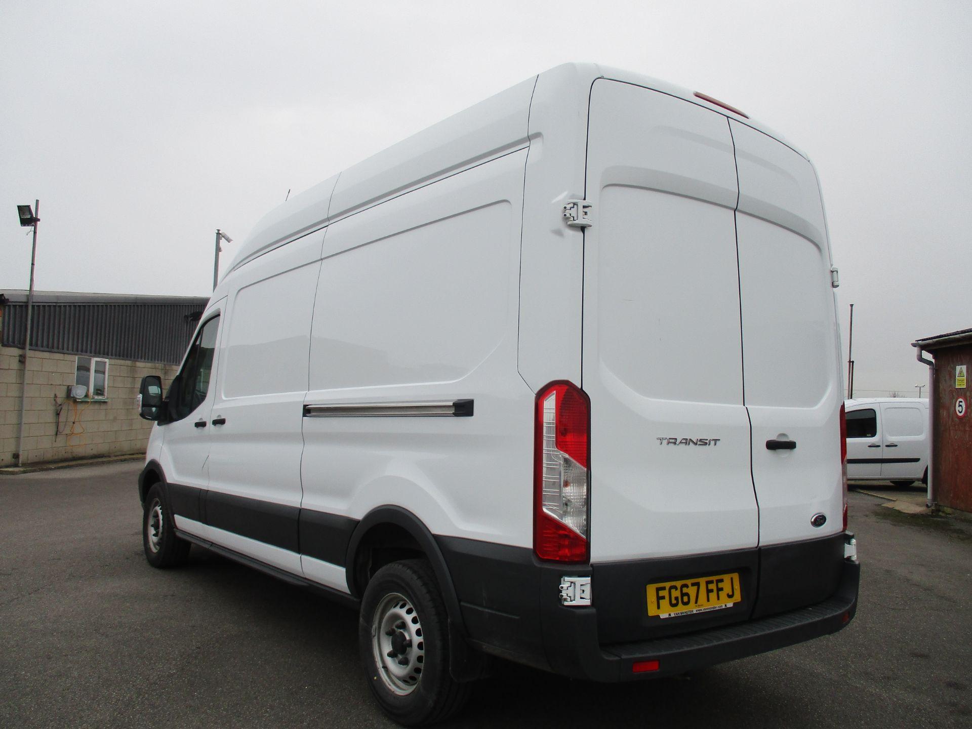 2017 Ford Transit L3 H3 VAN 130PS EURO 6 (FG67FFJ) Image 7