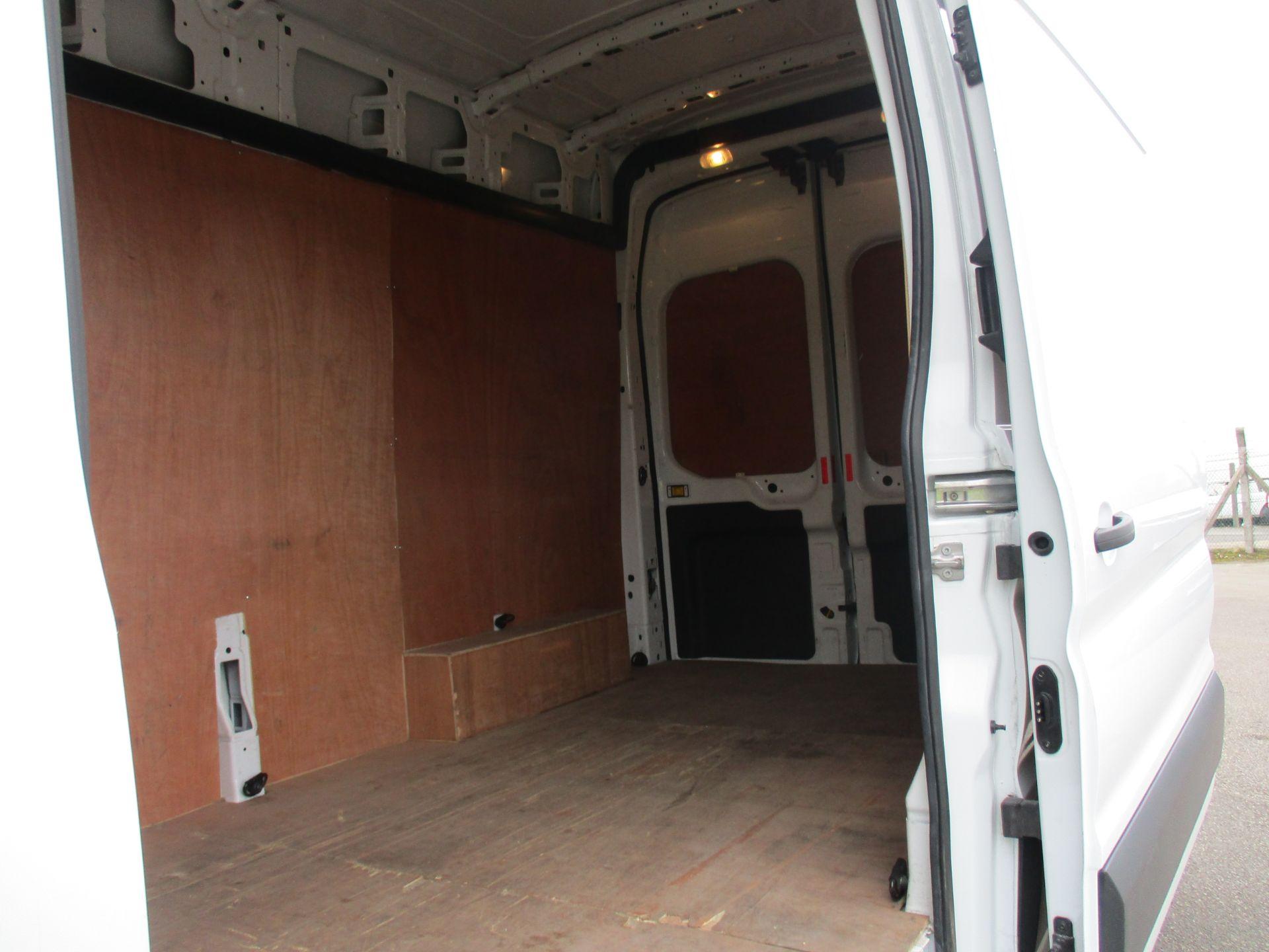 2017 Ford Transit L3 H3 VAN 130PS EURO 6 (FG67FFJ) Image 9