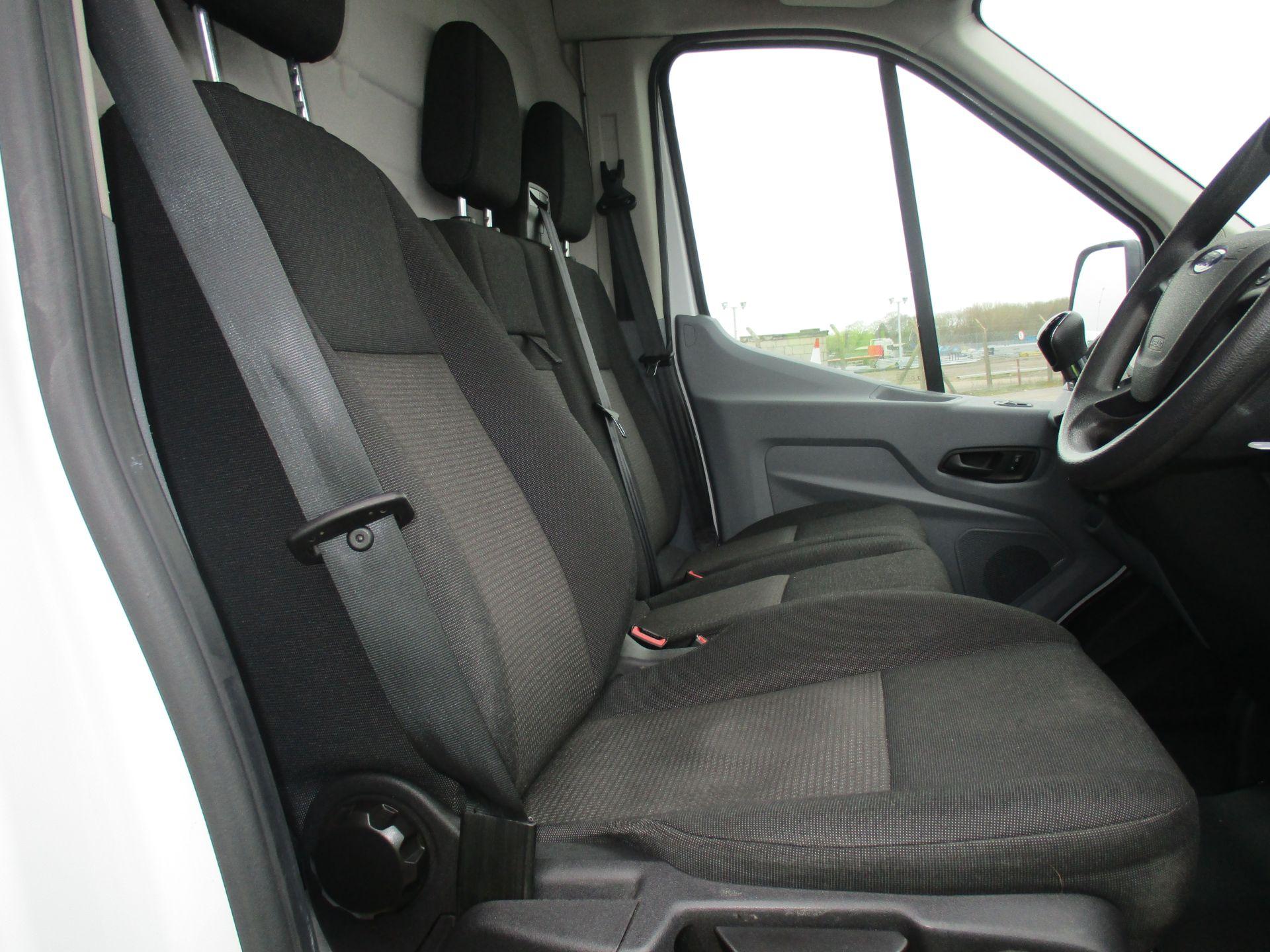 2017 Ford Transit L3 H3 VAN 130PS EURO 6 (FG67FFJ) Image 12