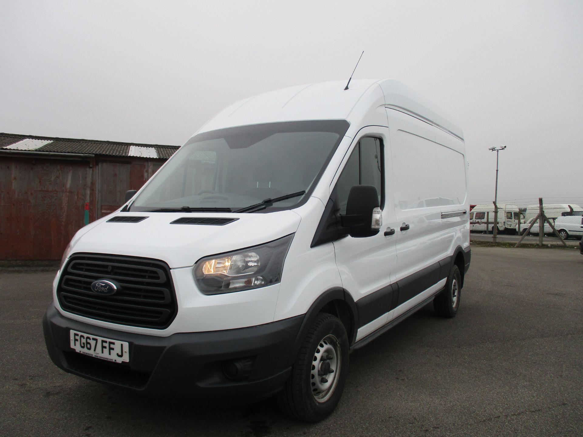 2017 Ford Transit L3 H3 VAN 130PS EURO 6 (FG67FFJ) Image 3