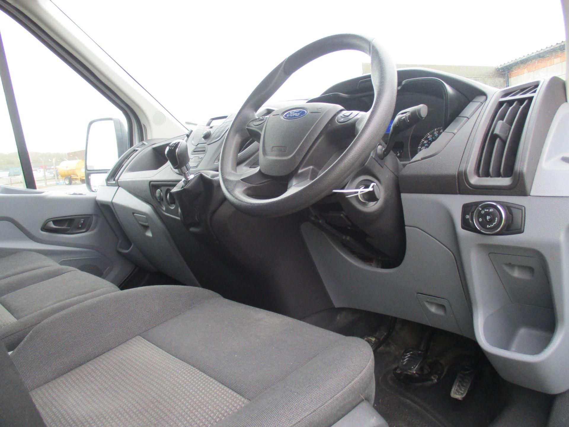 2017 Ford Transit L3 H3 VAN 130PS EURO 6 (FG67FFJ) Image 13