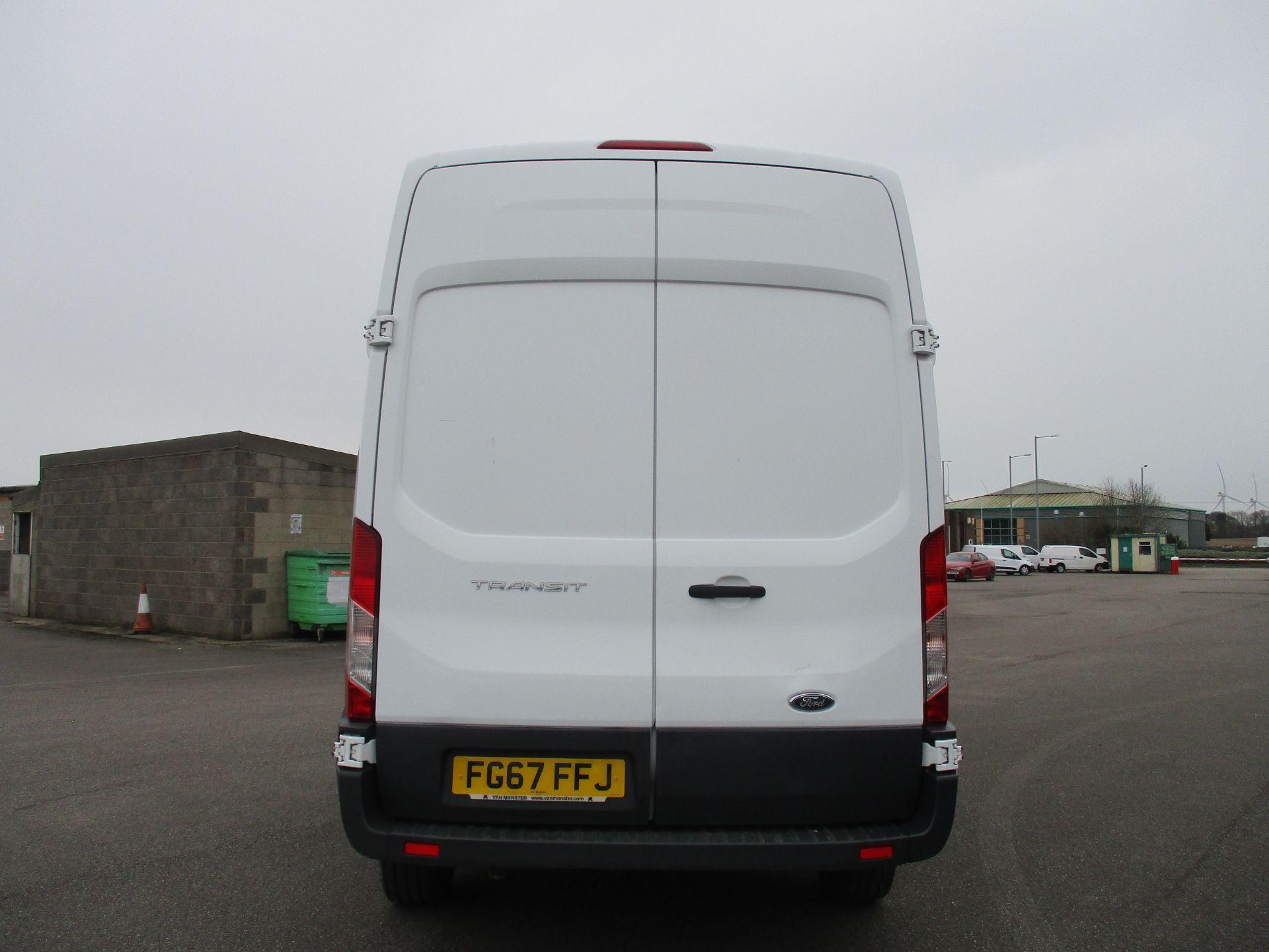 2017 Ford Transit L3 H3 VAN 130PS EURO 6 (FG67FFJ) Image 6