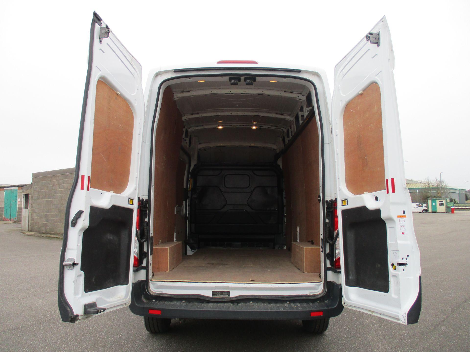 2017 Ford Transit L3 H3 VAN 130PS EURO 6 (FG67FFJ) Image 10