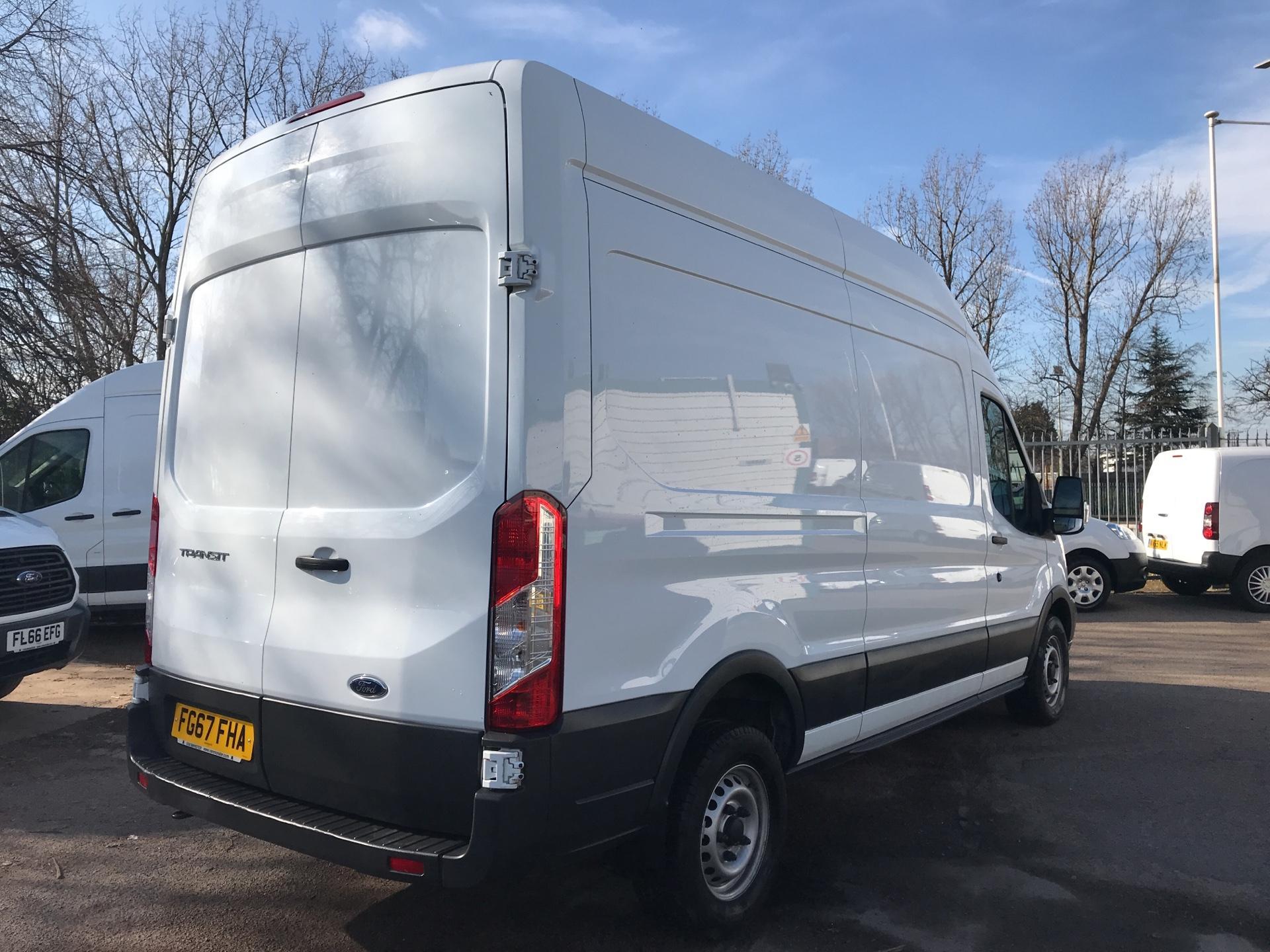 2017 Ford Transit 350 L3 H3 VAN 130PS EURO 6 (FG67FHA) Image 3
