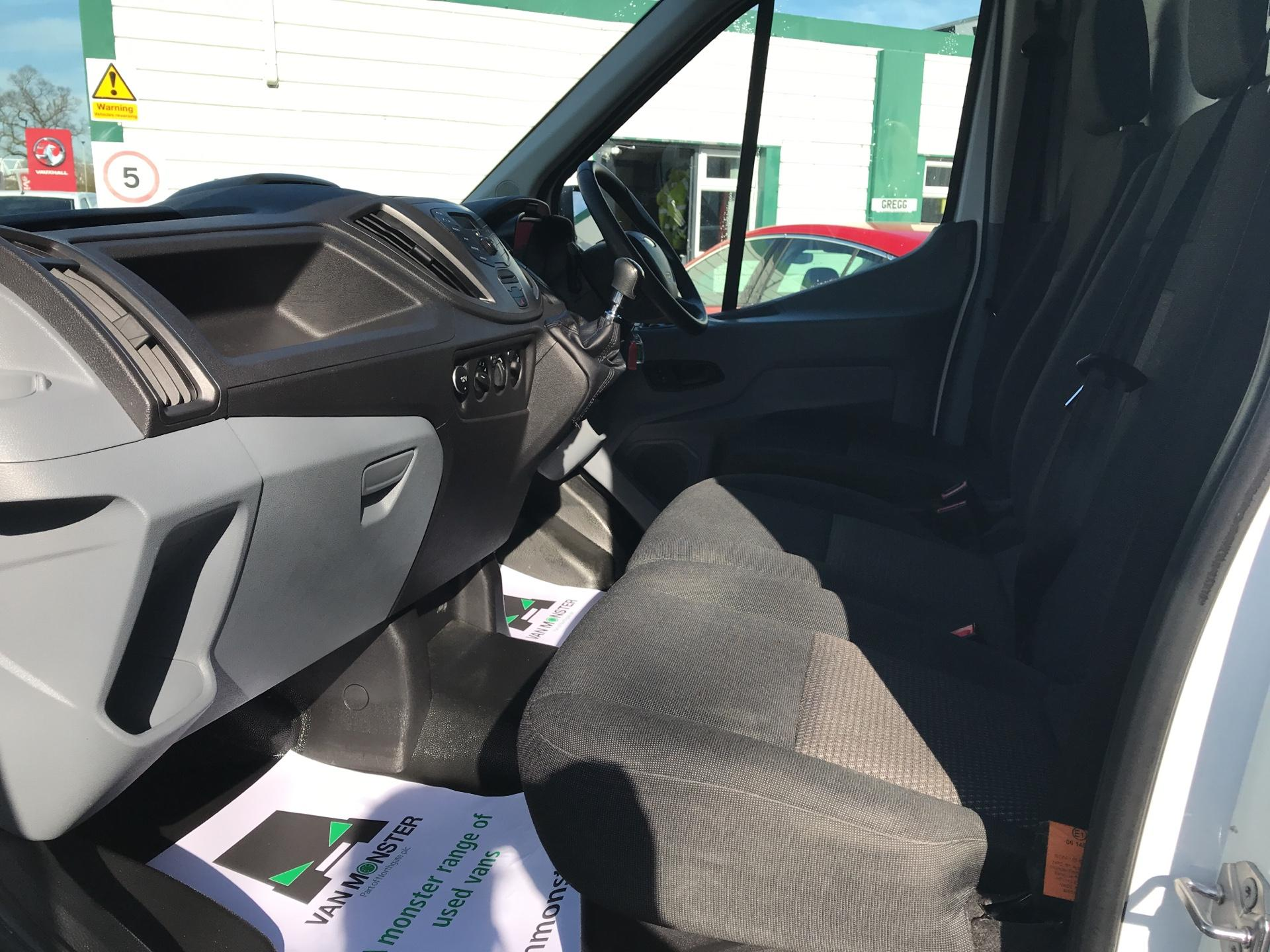 2017 Ford Transit 350 L3 H3 VAN 130PS EURO 6 (FG67FHA) Image 14