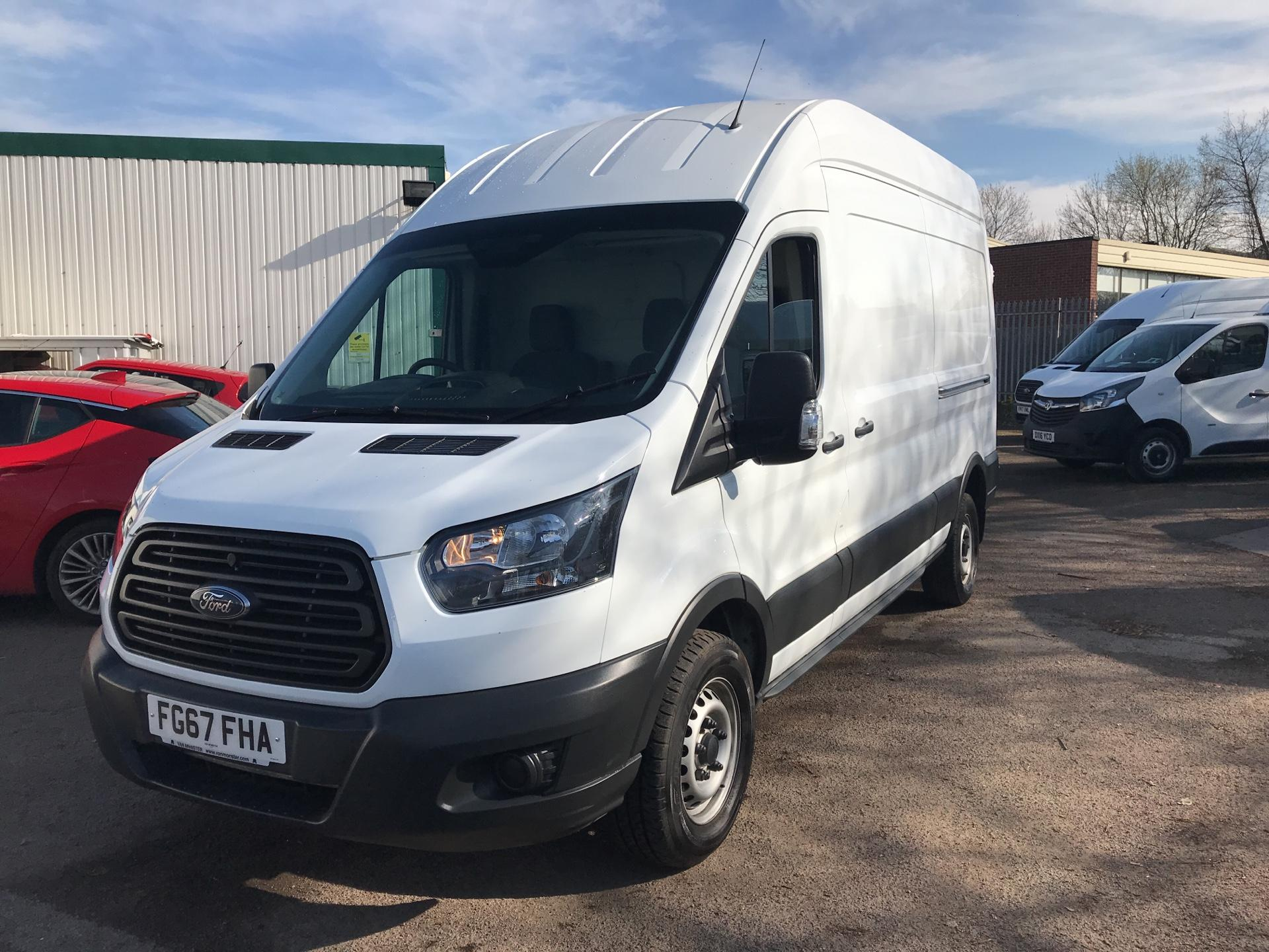 2017 Ford Transit 350 L3 H3 VAN 130PS EURO 6 (FG67FHA) Image 7