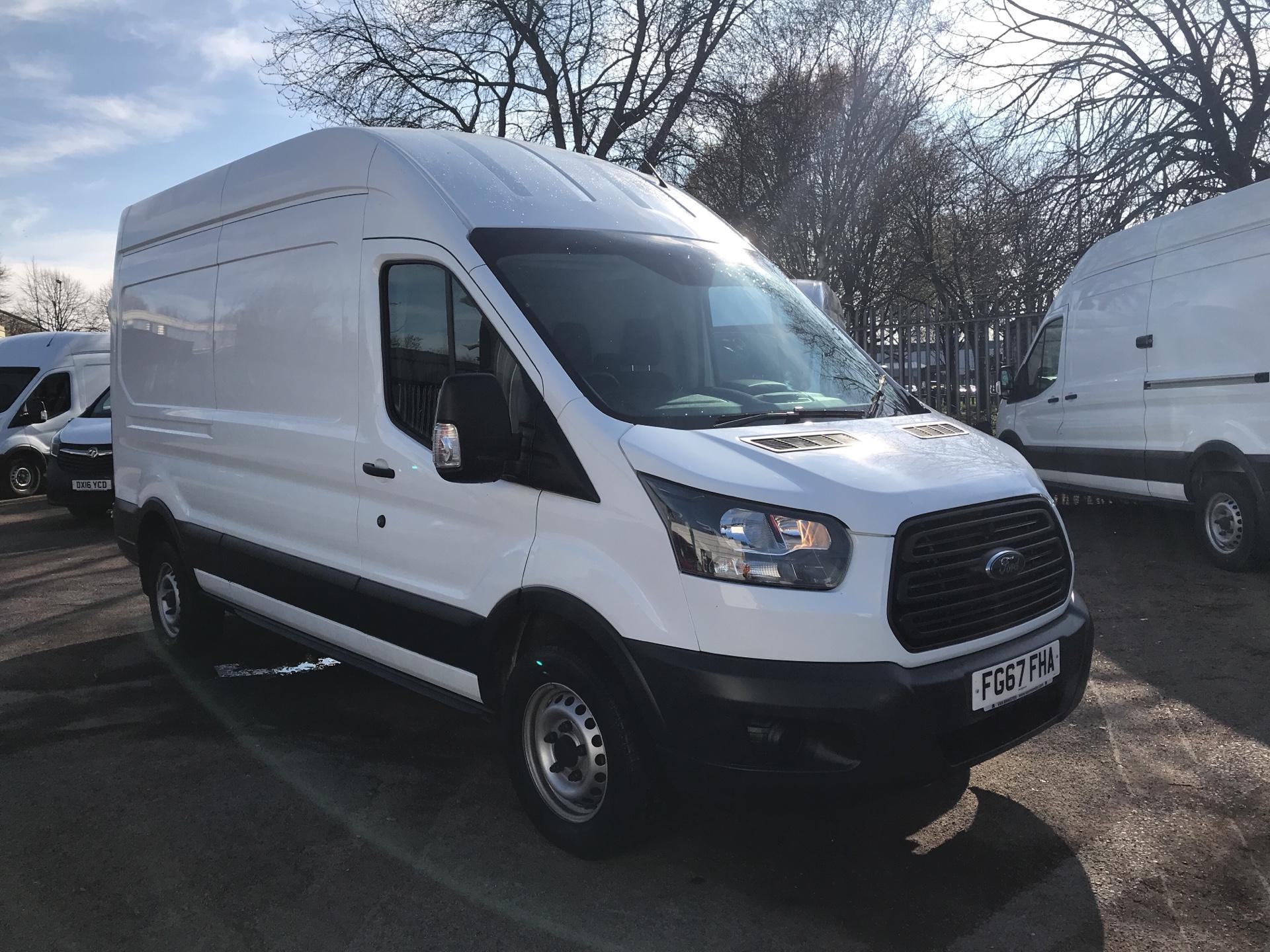 2017 Ford Transit 350 L3 H3 VAN 130PS EURO 6 (FG67FHA)