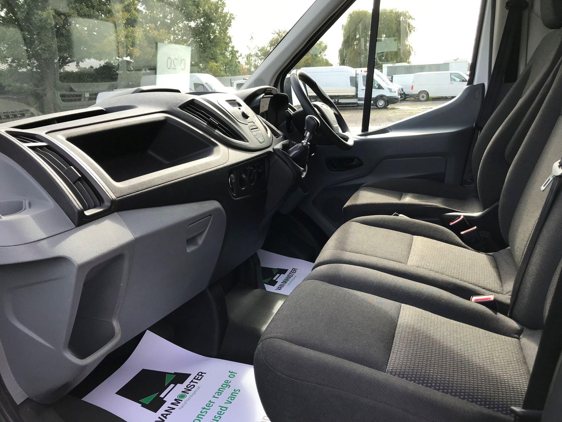 2017 Ford Transit L3 H3 VAN 130PS EURO 6 (FG67FHM) Image 21