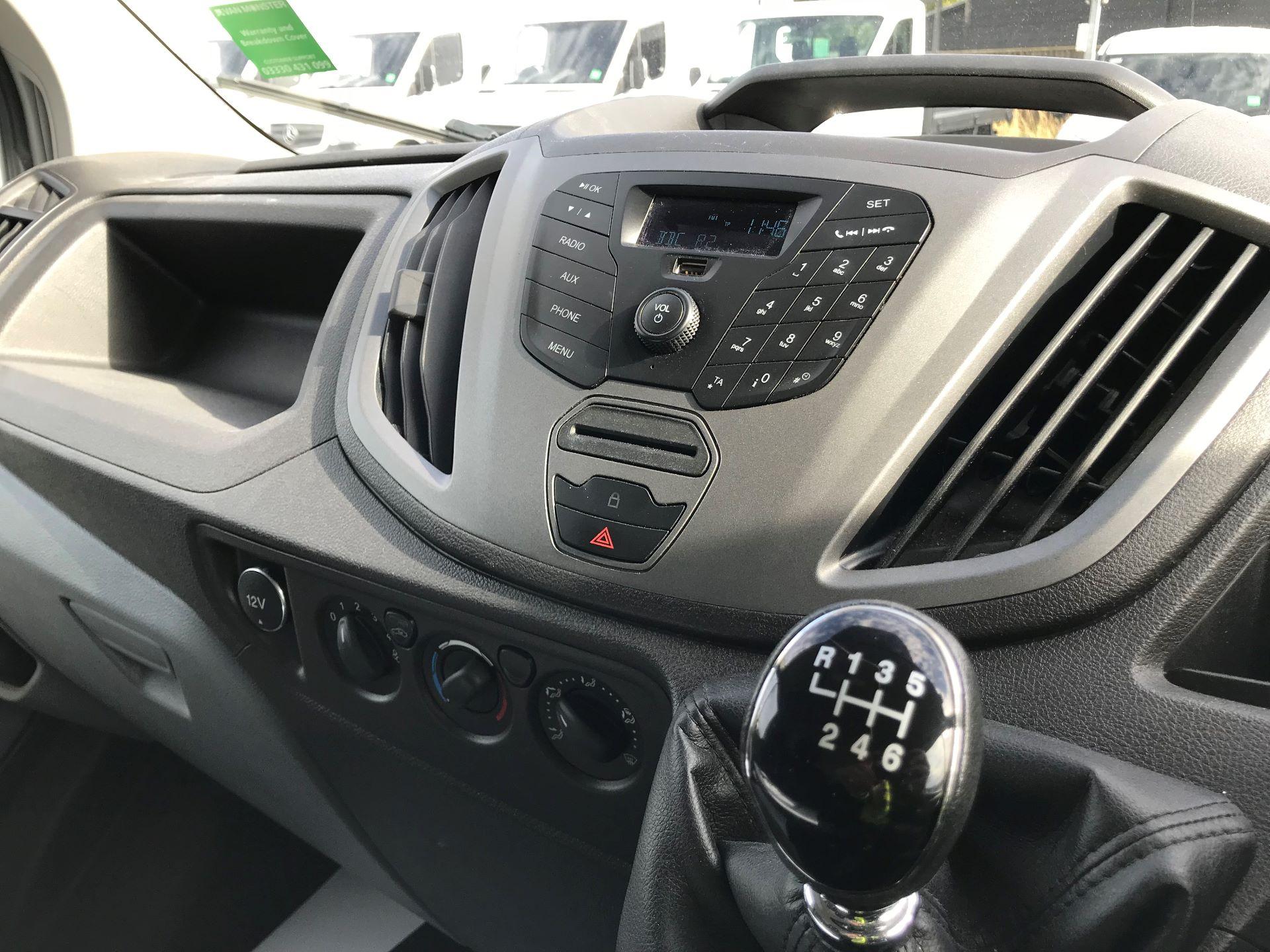 2017 Ford Transit L3 H3 VAN 130PS EURO 6 (FG67FHM) Image 26