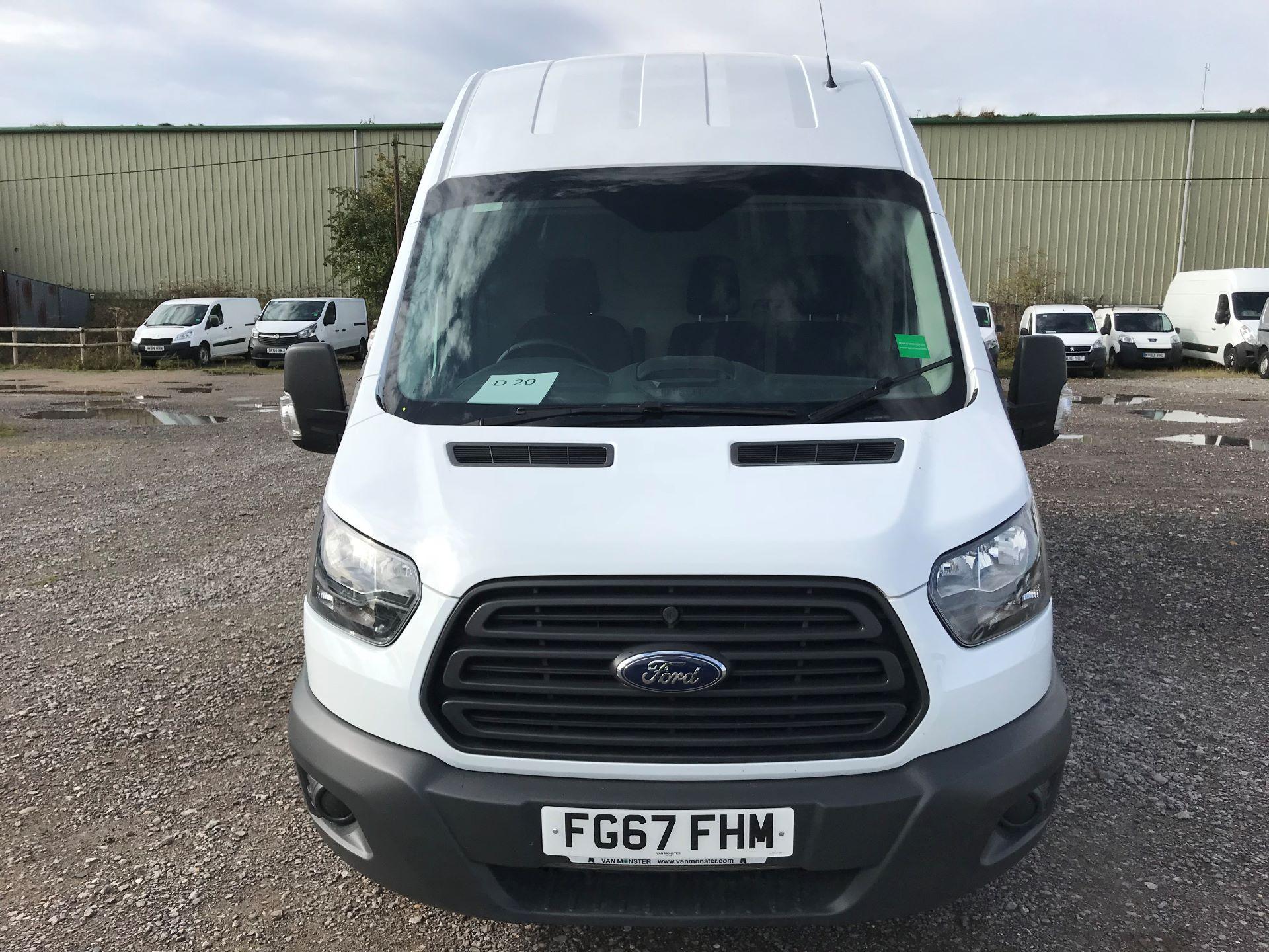 2017 Ford Transit L3 H3 VAN 130PS EURO 6 (FG67FHM) Image 2