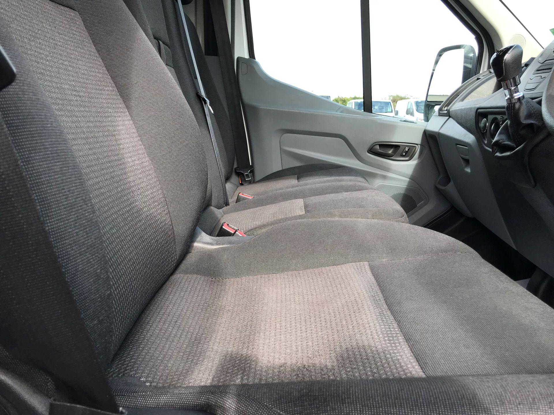2017 Ford Transit L3 H3 VAN 130PS EURO 6 (FG67FHM) Image 23