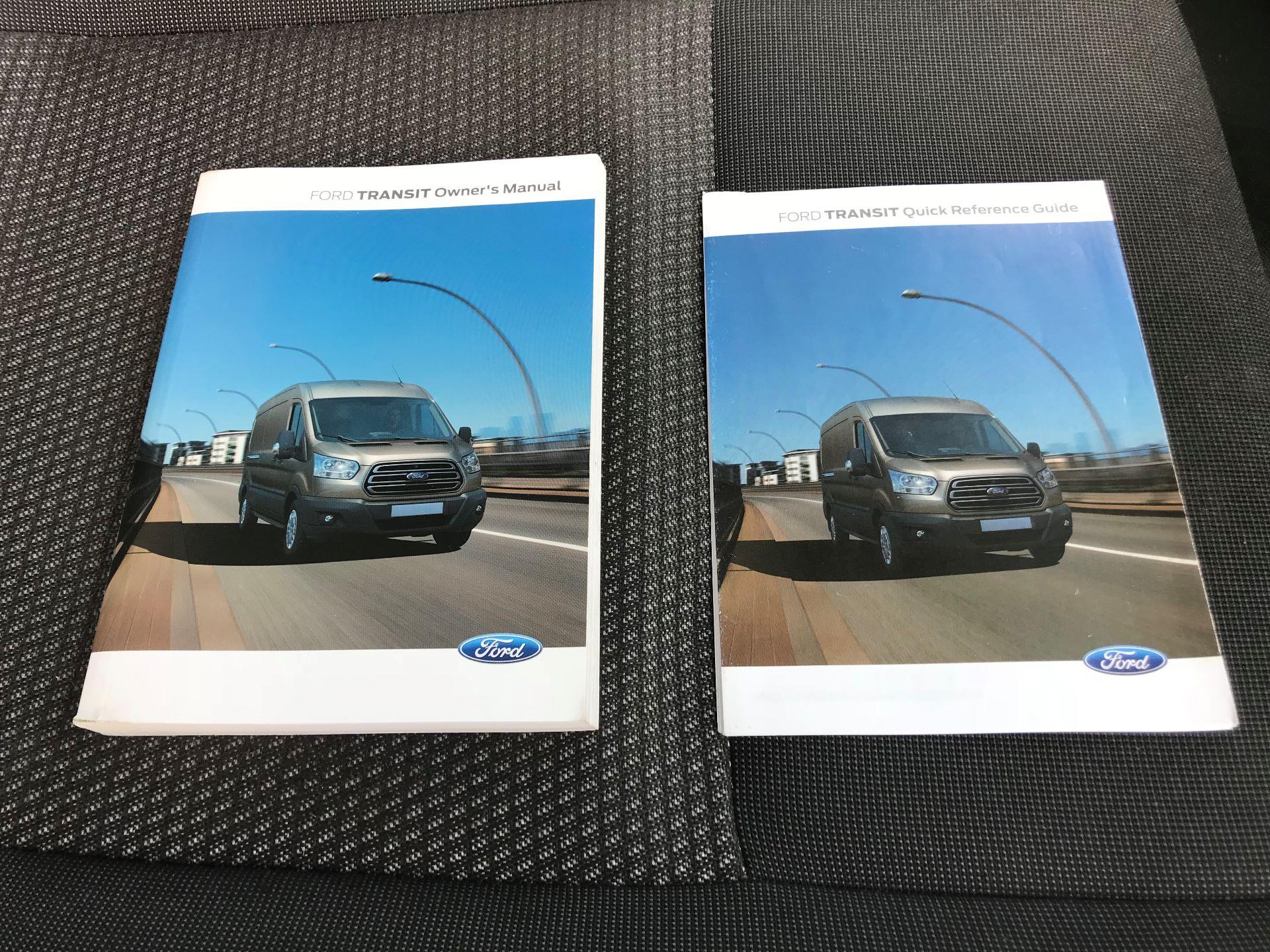 2017 Ford Transit L3 H3 VAN 130PS EURO 6 (FG67FHM) Image 30