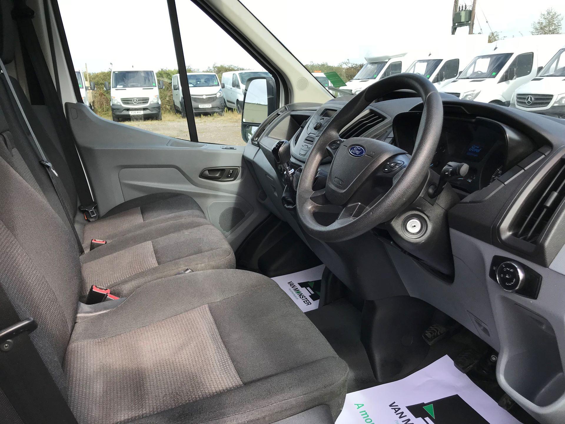 2017 Ford Transit L3 H3 VAN 130PS EURO 6 (FG67FHM) Image 22